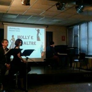 """Narrazione teatrale """"Holly e le altre"""""""