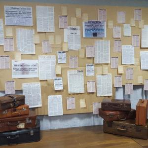 Spettacolo teatrale per la Giornata della memoria 2019