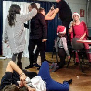 Festa di Natale - Saggio Teatro Ginko